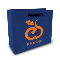 Shopper Lusso|F.to cm 36+12x50|2 Colori
