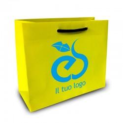 Shopper Lusso|F.to cm 36+13x43|2 Colori