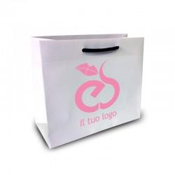 Shopper Lusso|F.to cm 24+8x30|1 Colore