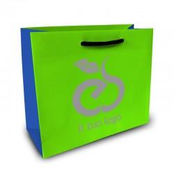 Shopper Lusso|F.to cm 36+15x36|3 Colori