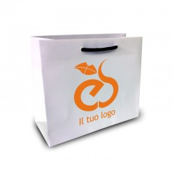 Shopper Lusso f.to cm 25+12x33 1 Colore