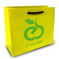 Shopper Lusso|F.to cm 42+12x50|2 Colori