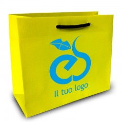 Shopper Lusso|F.to cm 43+13x46|2 Colori