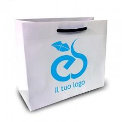 Shopper Lusso|F.to cm 27+5x35|1 Colore