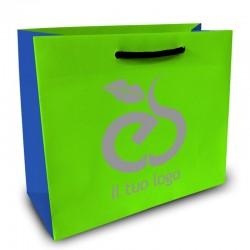 Shopper Lusso|F.to cm 40+25x50|3 Colori