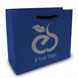 Shopper Lusso|F.to cm 45+10x45|2 Colori