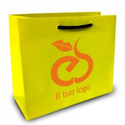 Shopper Lusso|F.to cm 45+13x43|2 Colori