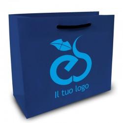Shopper Lusso|F.to cm 45+17x47|2 Colori