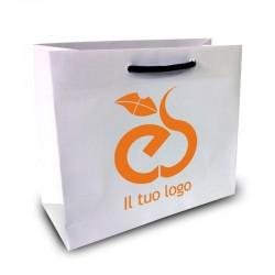 Shopper Lusso|F.to cm 30+20x25|1 Colore