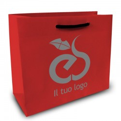Shopper Lusso|F.to cm 47+17x45|2 Colori