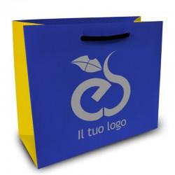 Shopper Lusso|F.to cm 46+15x45|3 Colori
