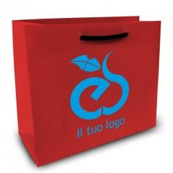 Shopper Lusso|F.to cm 50+14x45|2 Colori