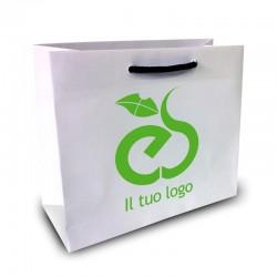 Shopper Lusso|F.to cm 32+12x41|1 Colore
