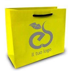 Shopper Lusso|F.to cm 54+15x38|2 Colori