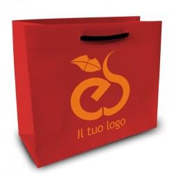 Shopper Lusso|F.to cm 56+15x48|2 Colori