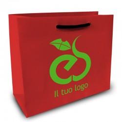 Shopper Lusso|F.to cm 58+15x54|2 Colori