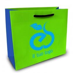 Shopper Lusso|F.to cm 54+15x38|3 Colori
