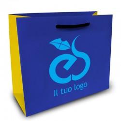 Shopper Lusso|F.to cm 60+14x50|3 Colori