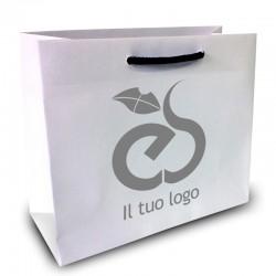 Shopper Lusso|F.to cm 40+15x34|1 Colore