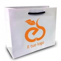 Shopper Lusso f.to cm 40+20x30 1 Colore