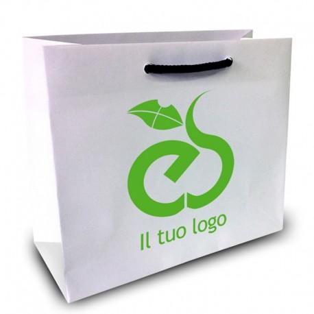 Shopper Lusso f.to cm 42+12x50 1 Colore