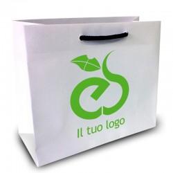Shopper Lusso|F.to cm 46+15x45|1 Colore