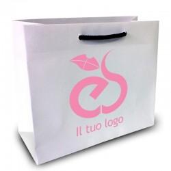 Shopper Lusso|F.to cm 50+14x45|1 Colore