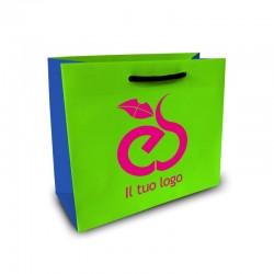 Shopper Lusso|F.to cm 15+8x34|3 Colori