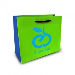 Shopper Lusso|F.to cm 17+7x25|3 Colori