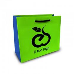 Shopper Lusso|F.to cm 20+10x27|3 Colori