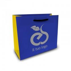 Shopper Lusso|F.to cm 25+12x33|3 Colori