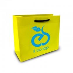 Shopper Lusso|F.to cm 15+12x37|2 Colori
