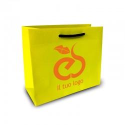 Shopper Lusso|F.to cm 20+10x27|2 Colori