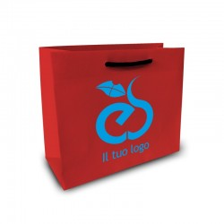 Shopper Lusso|F.to cm 24+10x39|2 Colori