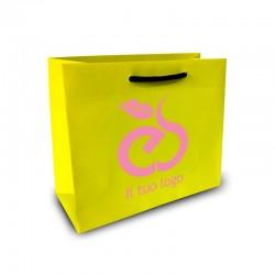 Shopper Lusso|F.to cm 25+12x33|2 Colori