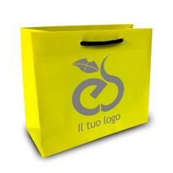 Shopper Lusso|F.to cm 30+20x25|2 Colori