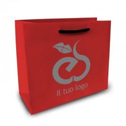 Shopper Lusso|F.to cm 30+22x30|2 Colori