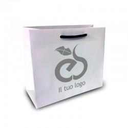 Shopper Lusso|F.to cm 20+10x27|1 Colore